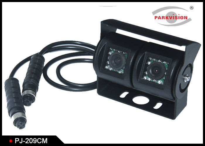 Anti - Water Truck Rear View Parking Camera 510 × 492 Pixels With 10pcs IR Led