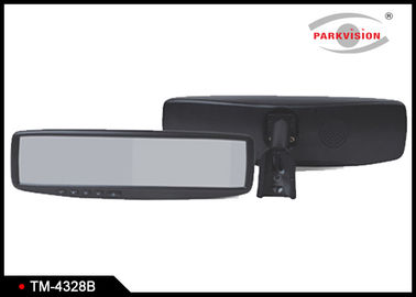 DC 12V Rear View Mirror Reversing Camera System With Changeable Bracket mounting