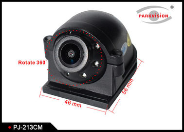 AHD Truck / VR Rear / Side Backup Cameras With Multi View 360 Degree Rotatable Lens