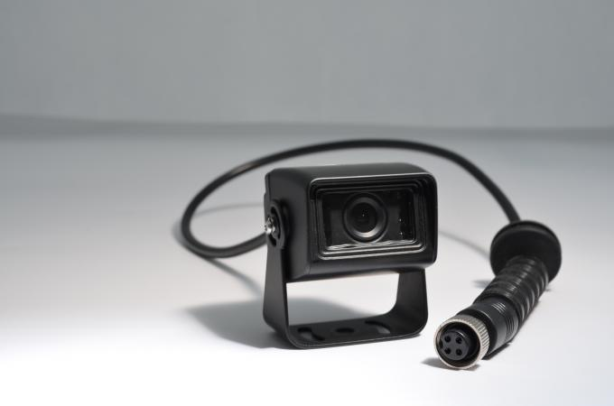 Heavy Duty Back Mini CCD BUS Camera System With 45 Ft Night Vision Distance