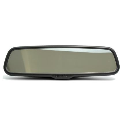 16 : 9 Reversing Camera Mirror Monitor , Backup Camera Rear View Mirror Display