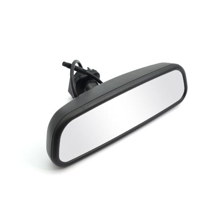 2 - Way Audio Input TFT LCD Mirror Monitor Rear View With 4 - Screw Mounting