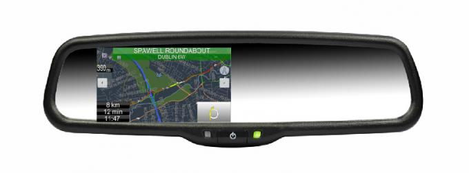 Integrated Rear View Parking Mirror , Rear View Mirror Camera For Cars